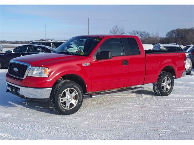 2006 Ford F15041093