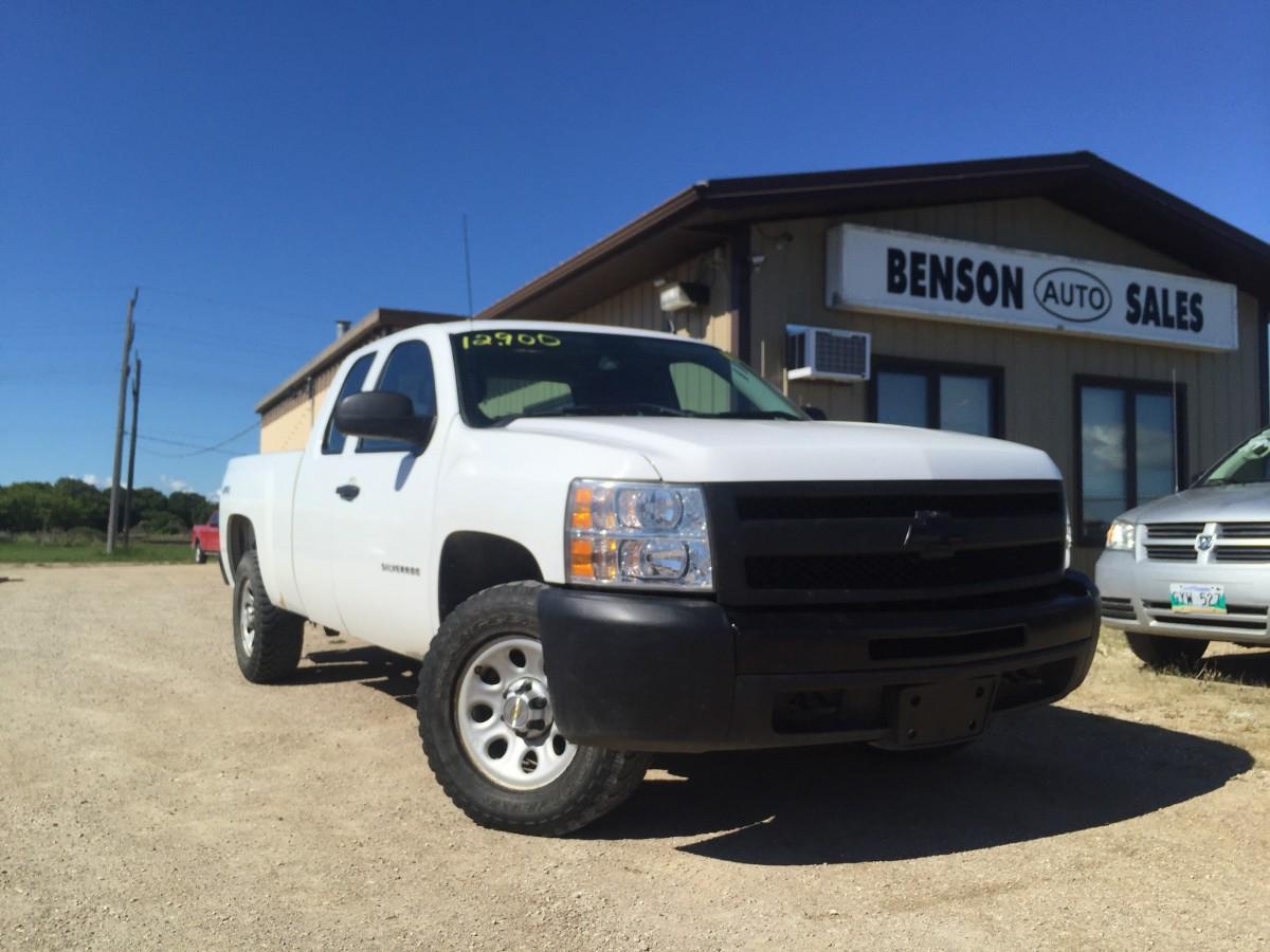 Under 15 000 Benson Auto Sales